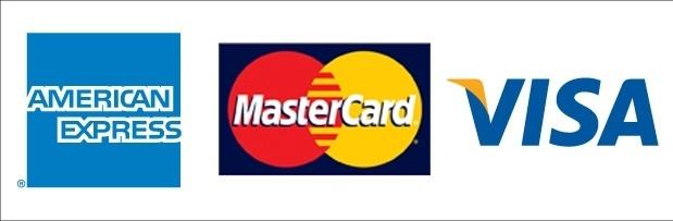 クレジットカード決済が可能です。